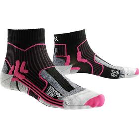 X-Socks W's Marathon Energy Socks Black/Fuchsia